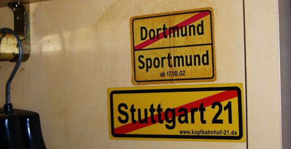 Dortmund/Sportmund Aufkleber