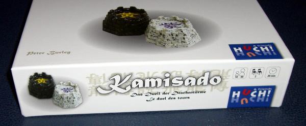 Kamisado, ein Strategiespiel für zwei