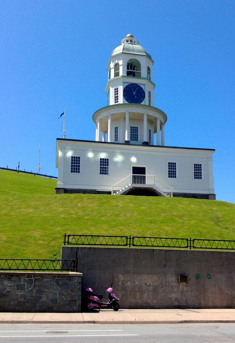 eine Sehenswürdigkeit in Halifax?
