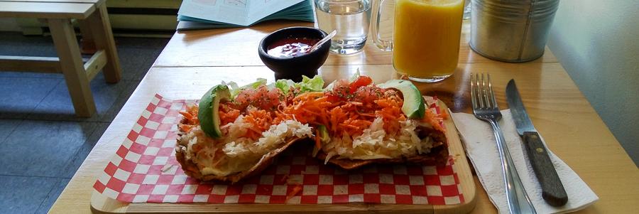Montreal, vegetarisch /2