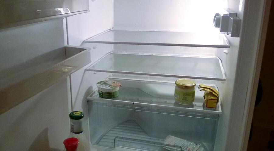 Vernissage im Kühlschrank?!
