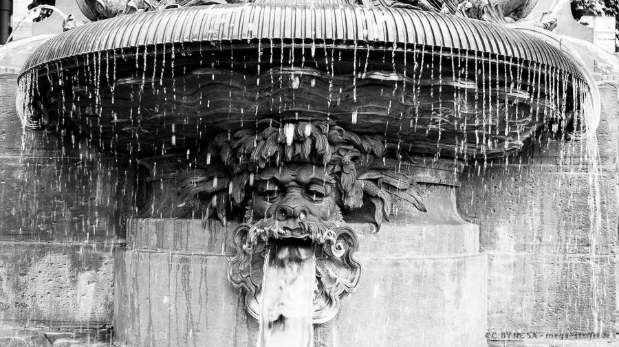 Brunnen am Eugensplatz