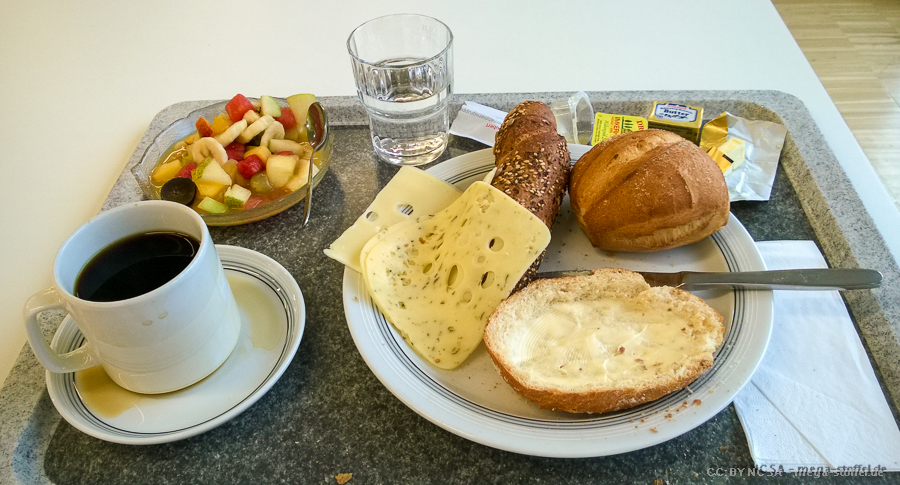 Frühstück im RBK