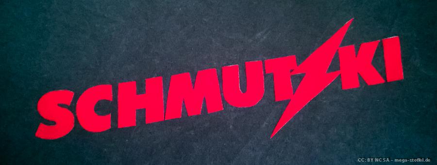 Schmutzki-Shirt, fertig!
