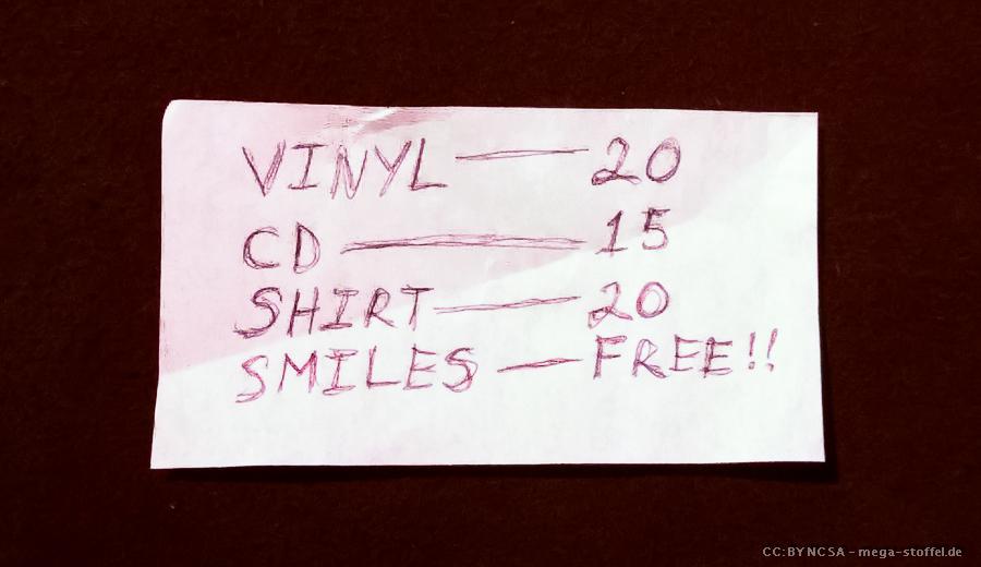 free Smiles!
