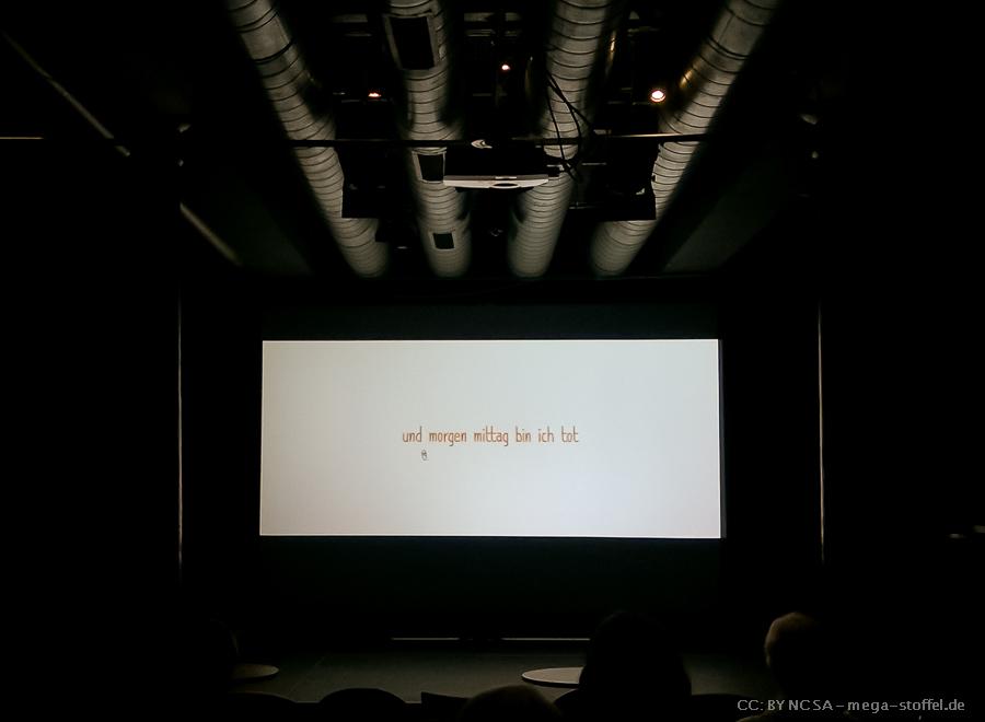 Kino im Merlin
