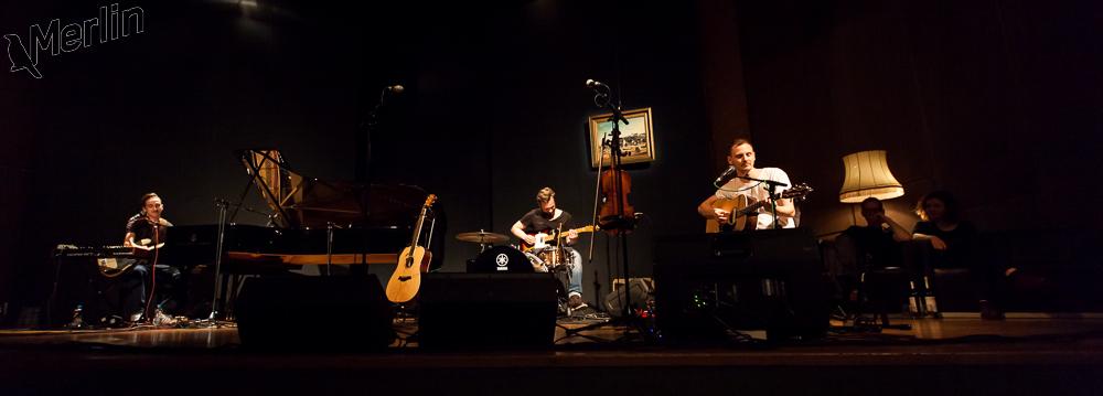 TVNoir #13 mit Maxim in der Stuttgarter Liederhalle