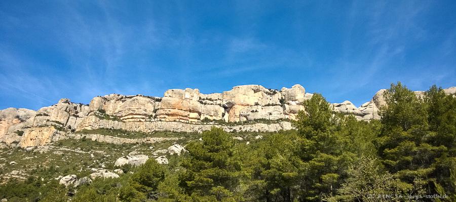 Gebirge.