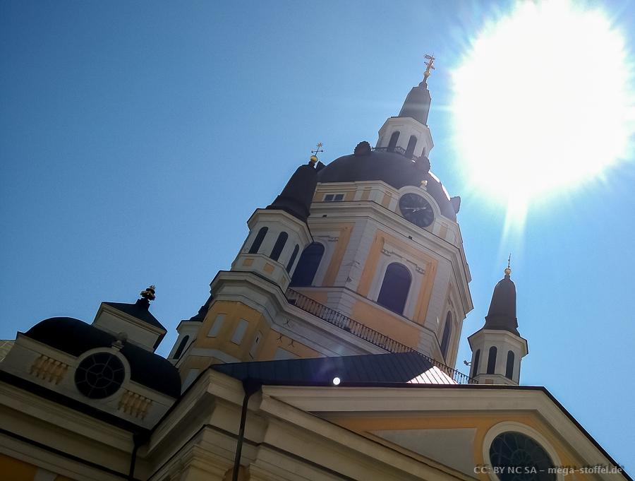 Stockholm, die Sonne brennt