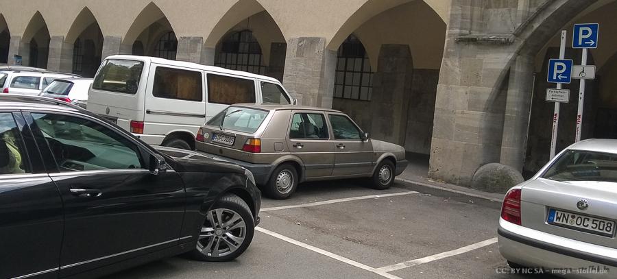 ex-geparkt