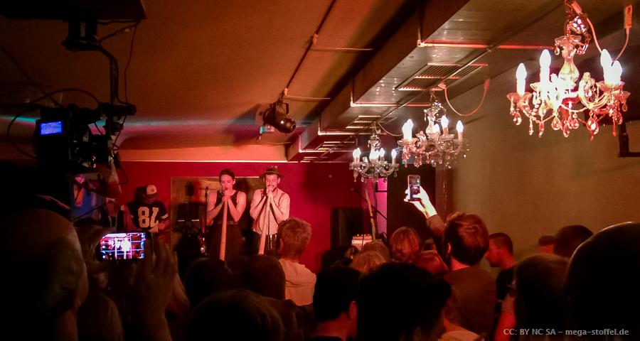 Loisach Marci + Band im Schlesingen