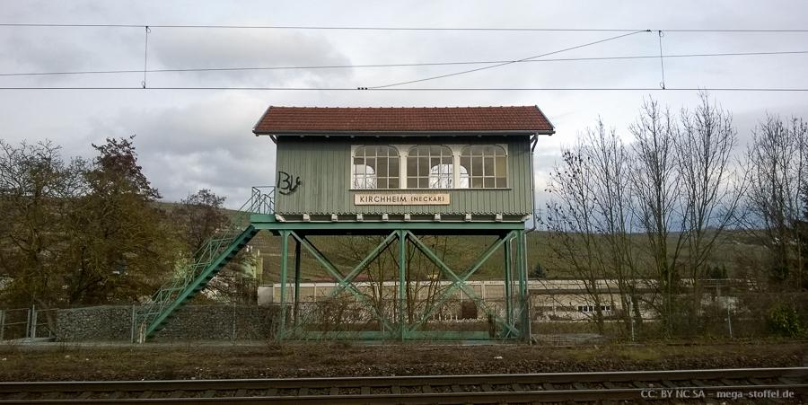 Ankunft bei endlich abschalten in Kirchheim