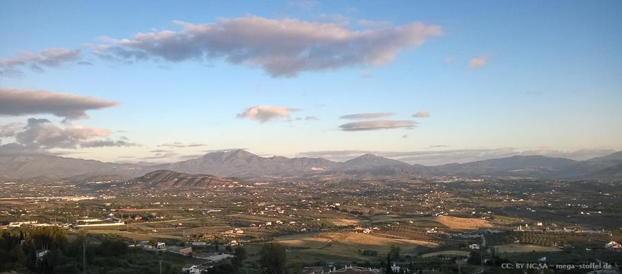 das Wetter sieht gut aus: der Berg ruft!
