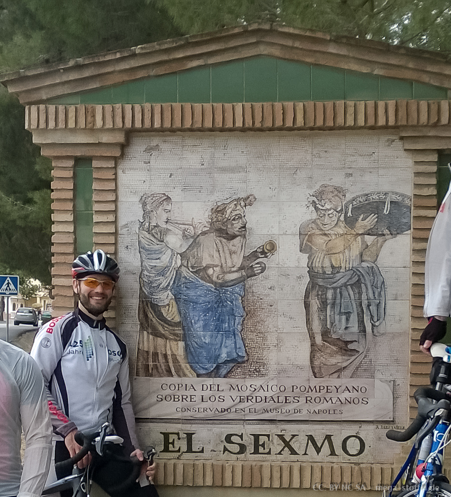 zu Besuch in El Sexmo (hihi)