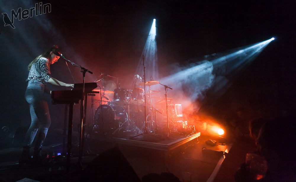 Me and my Drummer in den Stuttgarter Wagenhallen