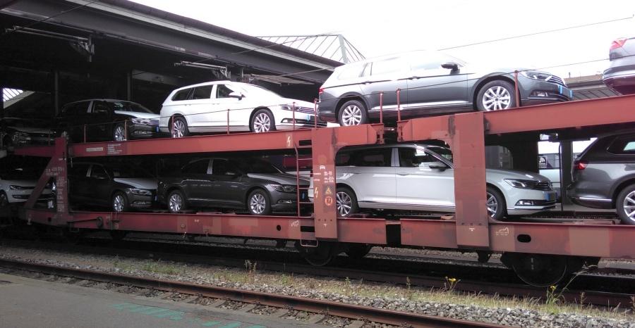 Dreckschleudern-Transport