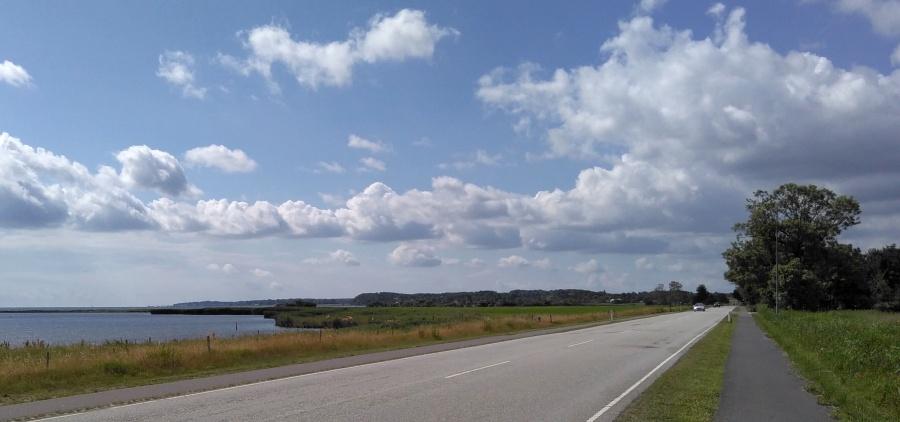 Aussicht in Dänemark /1