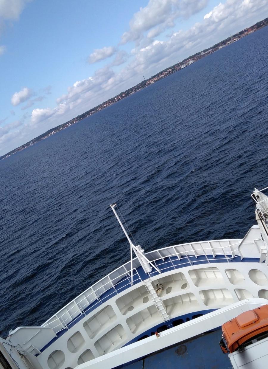 Aussicht nach Dänemark