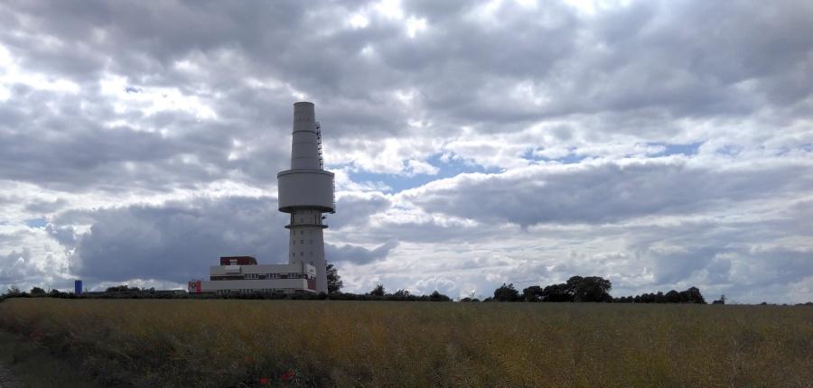 irgendein Turm