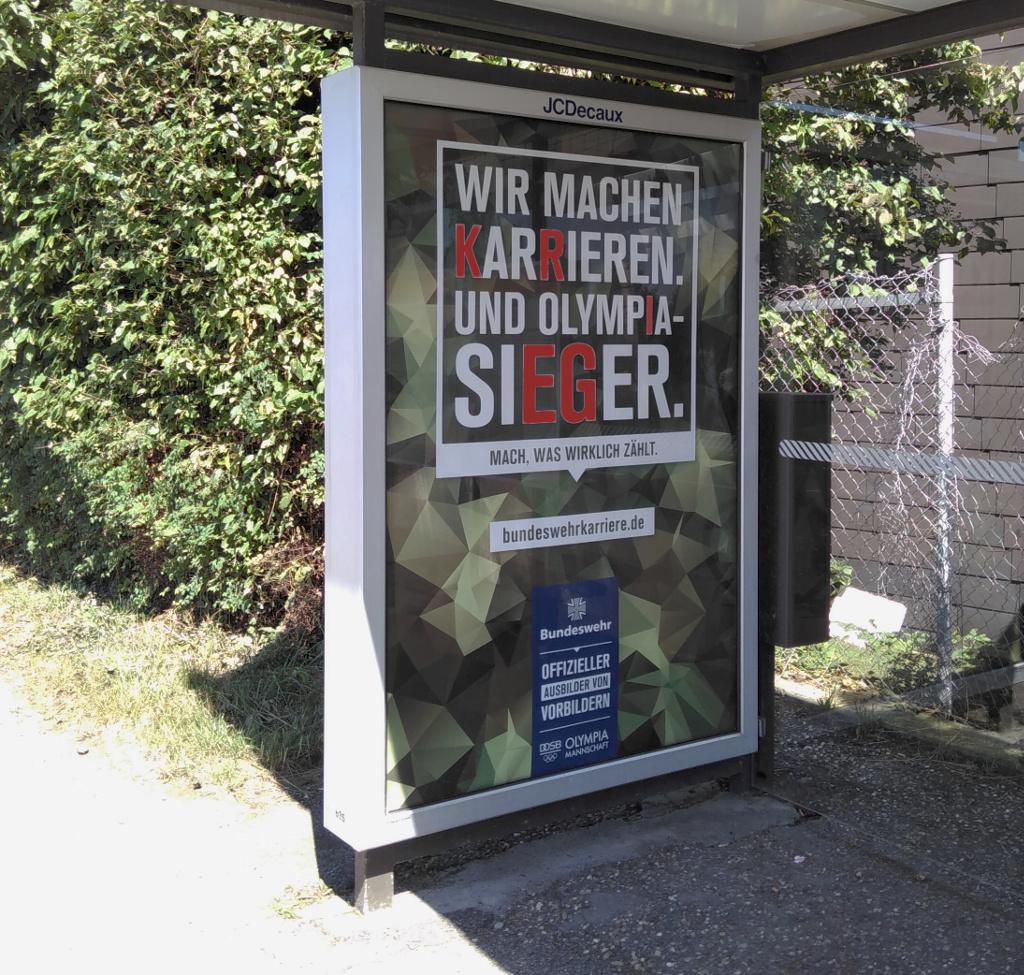 Bundeswehr: Wir machen Krieg