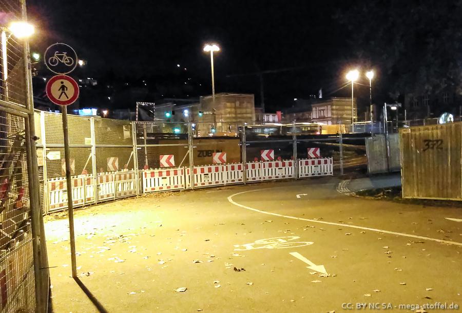 Stuttgarts Hauptradroute 1