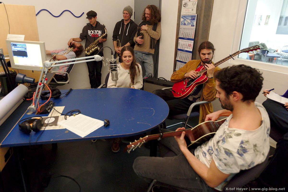 Al Pride in der Sendung Satokii im Freien Radio Stuttgart